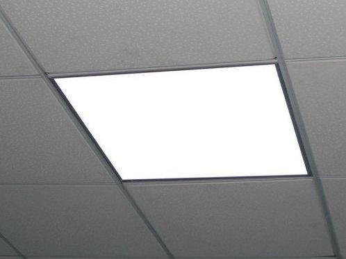 Led panel light 60x60 four ceiling light 60w white