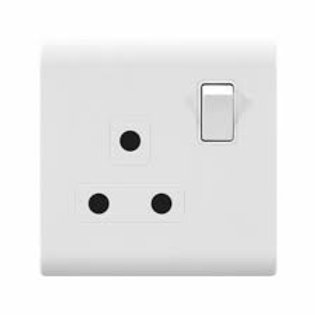 Socket 15A switch for AC