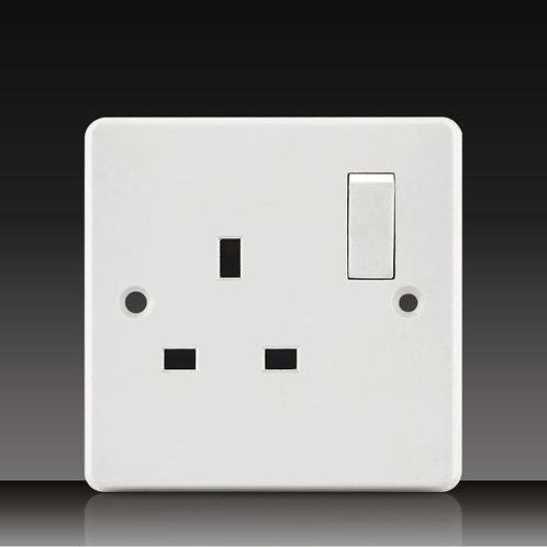 Socket 13A switch