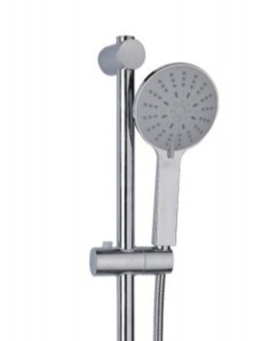Italian Shower set with soap holder