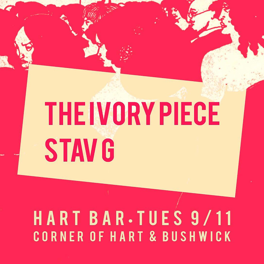 STAV G and The Ivory Piece