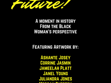 There is Black Art in the Future in the News