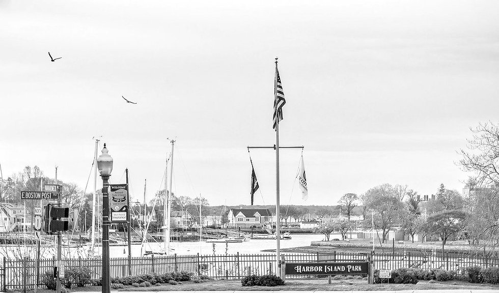 Village of Mamaroneck Harbor Park