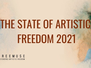 The State of Artistic Freedom 2021: Report by Freemuse