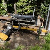 Cub Cadet Log Splitter