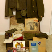 WWII 11th Airborne Division grouping