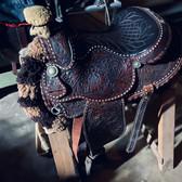 Several saddles