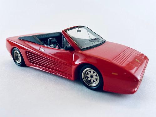 BBR Ferrari Mondial Mugallo 1987 Styling Models no.13
