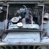 Korean war M37 jeep