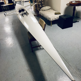 Maas 21 ft Racing/Rowing Shell