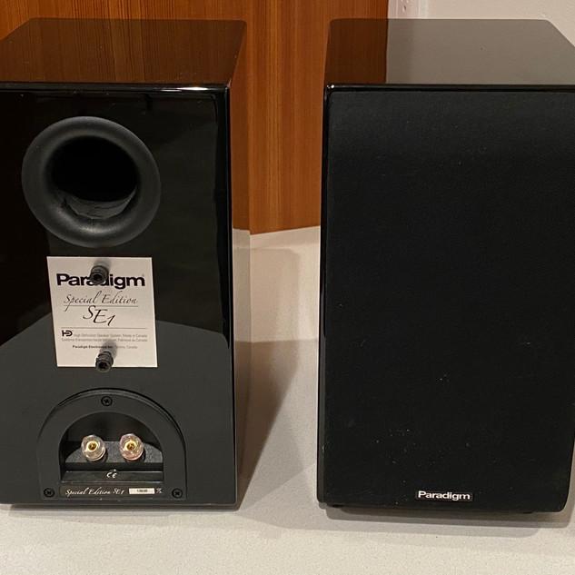 Paradigm SE1 Speakers