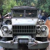 Korean war M37 truck
