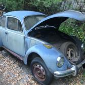 1960's Volkswagen Beetle