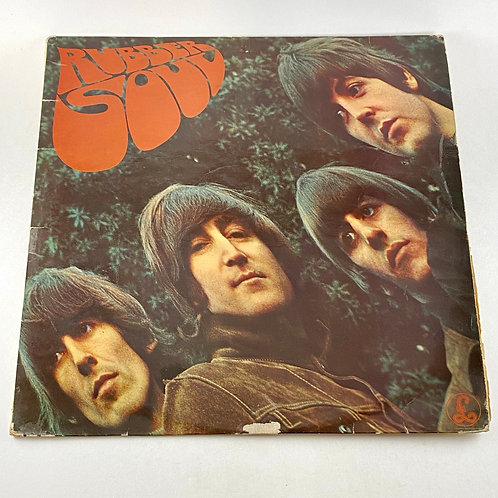 "The Beatles Parlophone ""Rubber Soul"" 2nd pressing Vinyl"