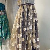 Traver Rains designer dress worn by Sharon Stone