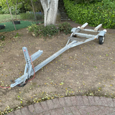 Dilly 14ft Boat Trailer