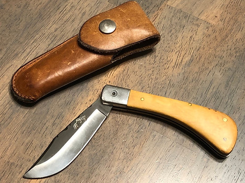 Vintage Bellini Corsican (French) Folding Knife