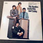 "RARE Beatles 2nd state ""Butcher"" album"