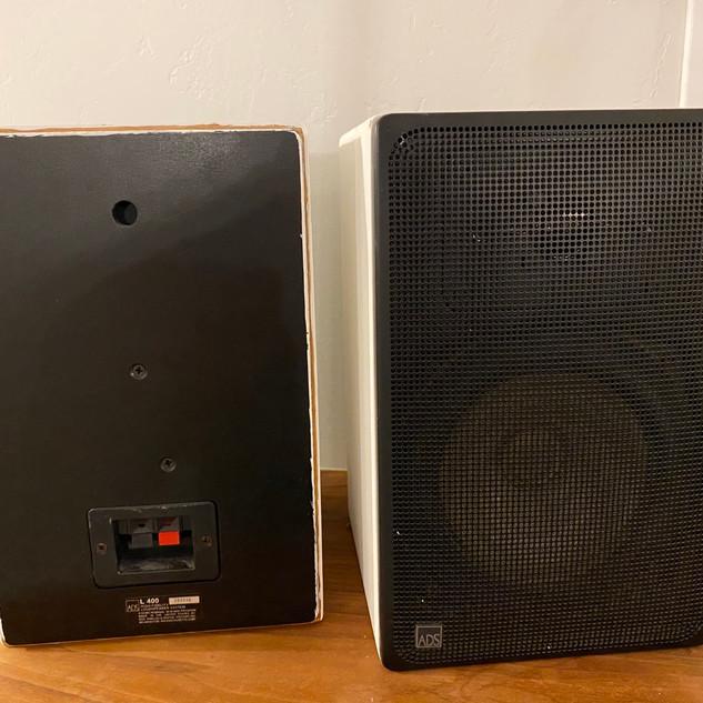 ADS L400 Speakers