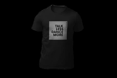 TALK LESS Reflective Men Shirt