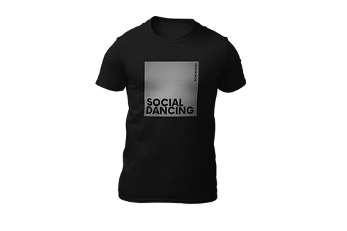 SOCIAL DANCING Reflective Men Shirt