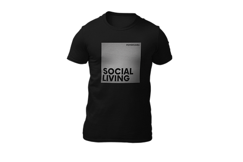 SOCIAL LIVING Reflective Men Shirt