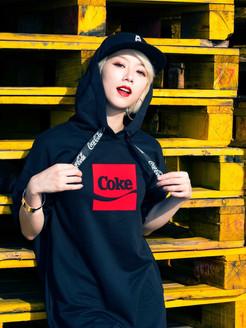 Bossini HK X Cocacola