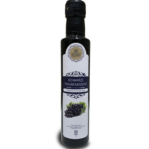 Schwarze Traubenessenz - 250ml