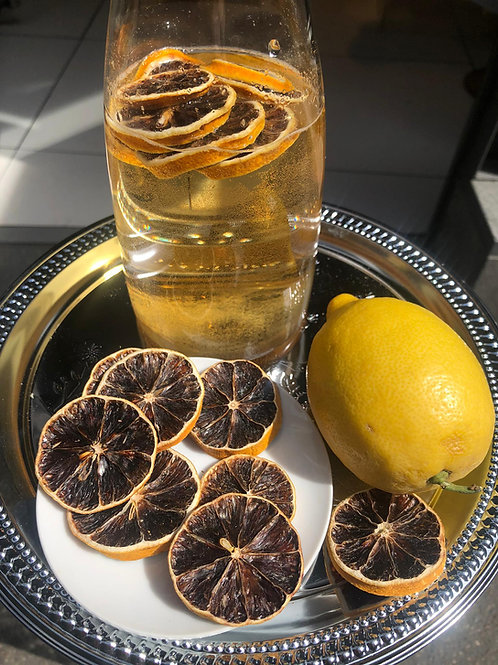 Zitronen Chips, 100g CHF 8.50