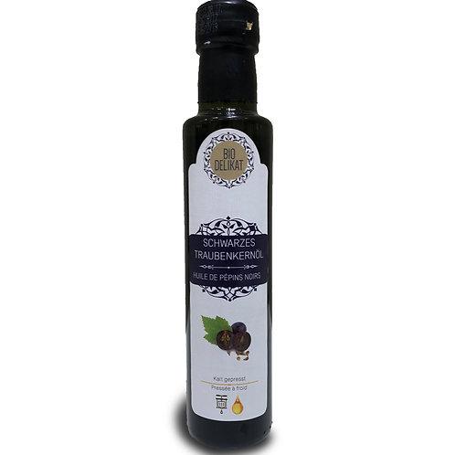 Schwarzes Traubenkernöl - 250ml