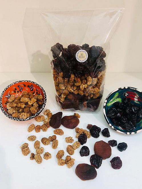 Bio getrocknete Frucht Mix - 400 g