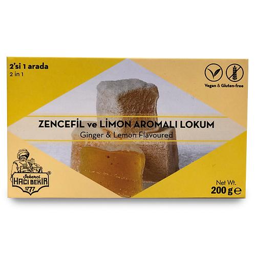 Lokum Ingwer/Lemon - 200g