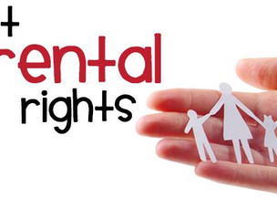 Parental Rights: More necessary now than ever