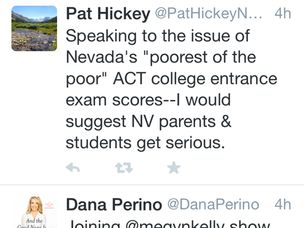 Assemblyman Pat Hickey blames parents and students for legislative failure