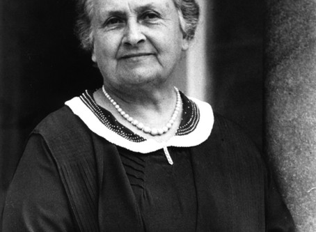 Montessori: A Woman Who Flourished in the Face of Adversity