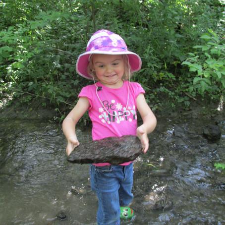 Living Montessori in the Summer