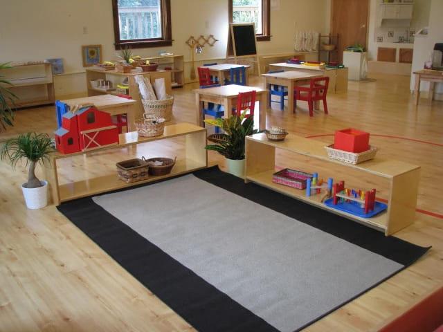 Parent Child Classroom