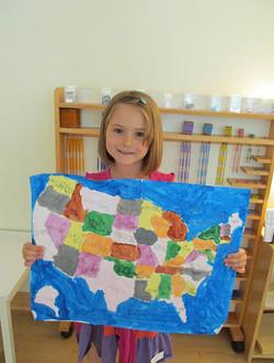 Primary Montessori Geography