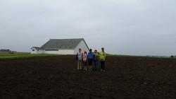 planning pumpkin farm