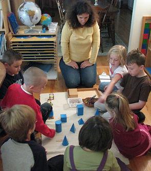 Elementory Teacher's teaching