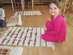 Primary Montessori Language