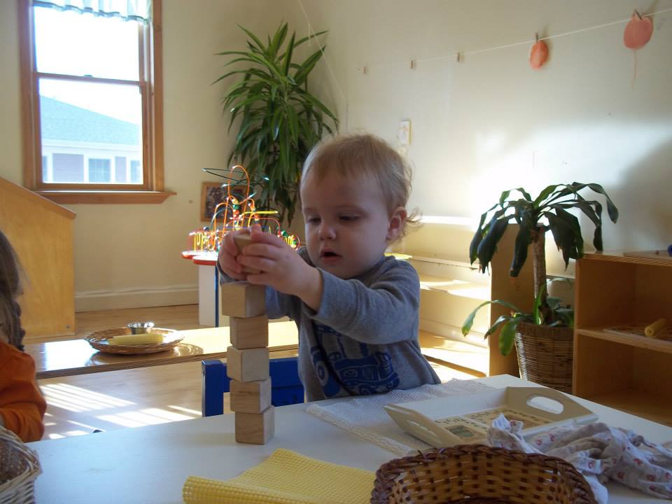 Toddler Montessori Work
