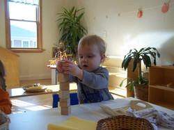 Toddler Montessori Work