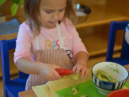 Montessori Basics: Following the Child