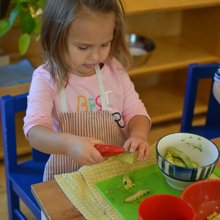 Montessori Basics: Following the Child