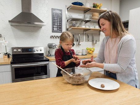 Getting the Kids in the Kitchen: Why it's Important and How to Do It