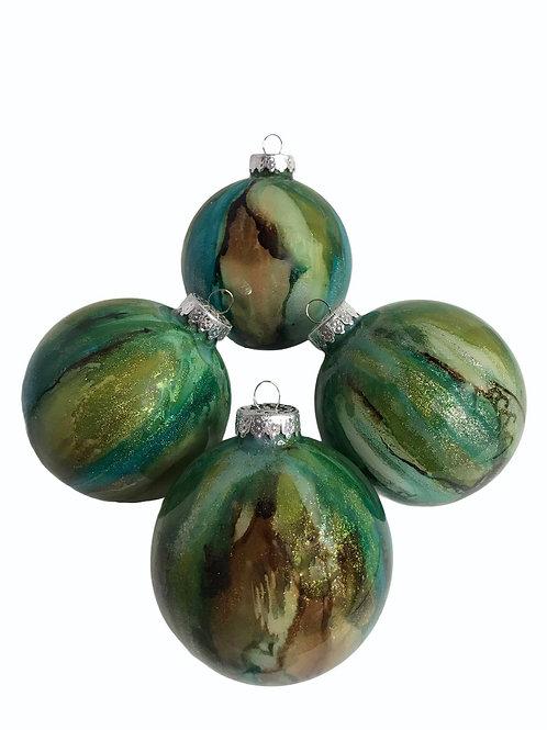 Individual Large Ornament