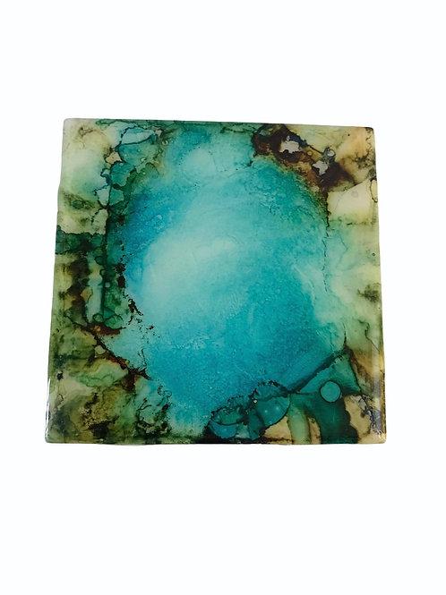 Individual Tile Coaster