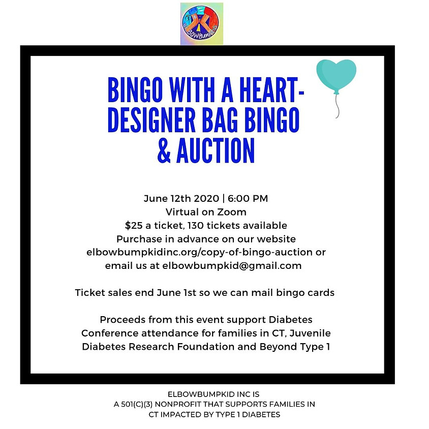 BINGO WITH A HEART