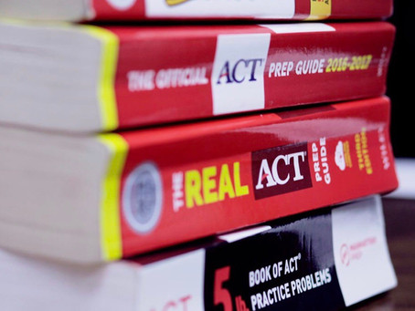 Changes to the ACT Coming September 2020